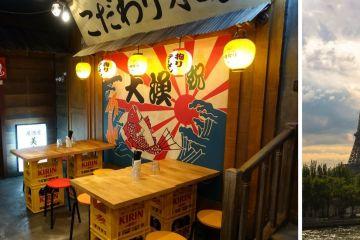 Les meilleurs restaurants japonais à Paris