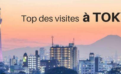 Top des visites à Tokyo