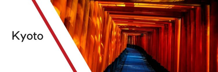 itineraire kyoto