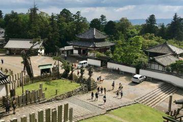 Guide français à Nara