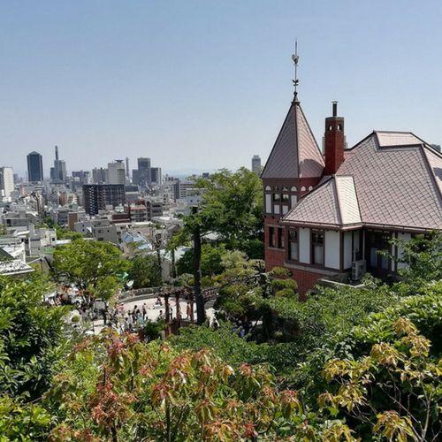 Kitano à Kobe