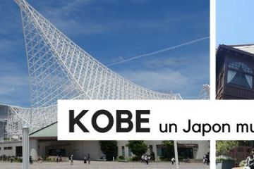 Kobe au Japon