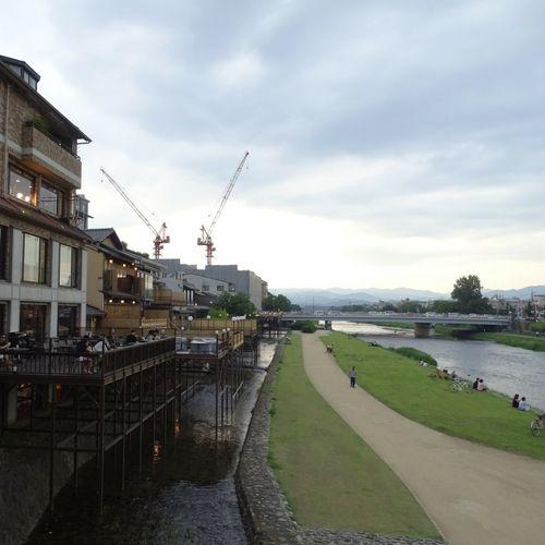 La rivière de Kyoto