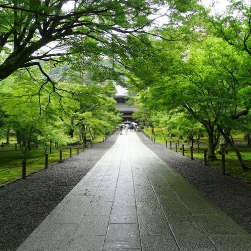Un temple à Kyoto