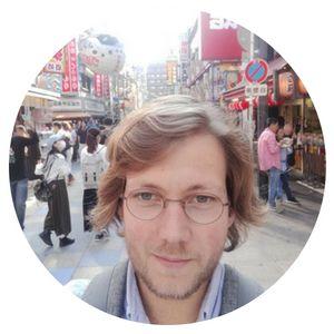 Alex, guide au Japon