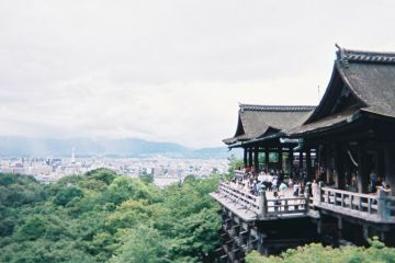 guide francophone privé à Kyoto