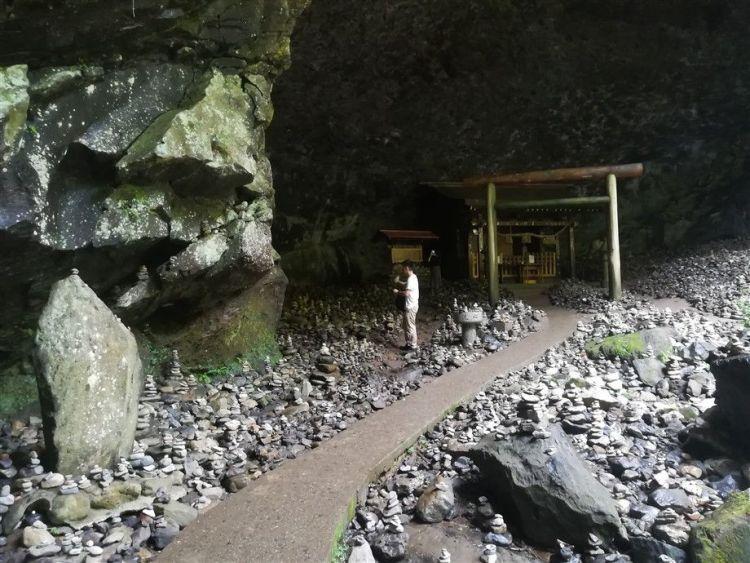 le sanctuaire d'Amaterasu