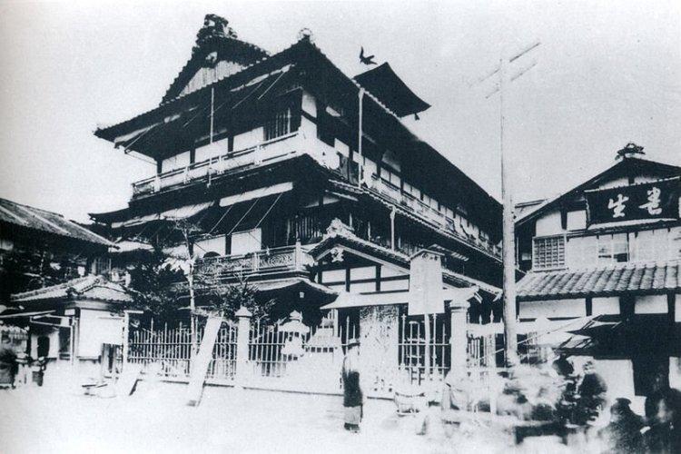 Le plus vieux Onsen du Japon