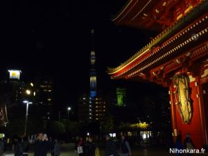 Asakusa by night (1)