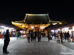Asakusa by night (2)