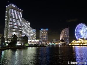 Journée à Yokohama