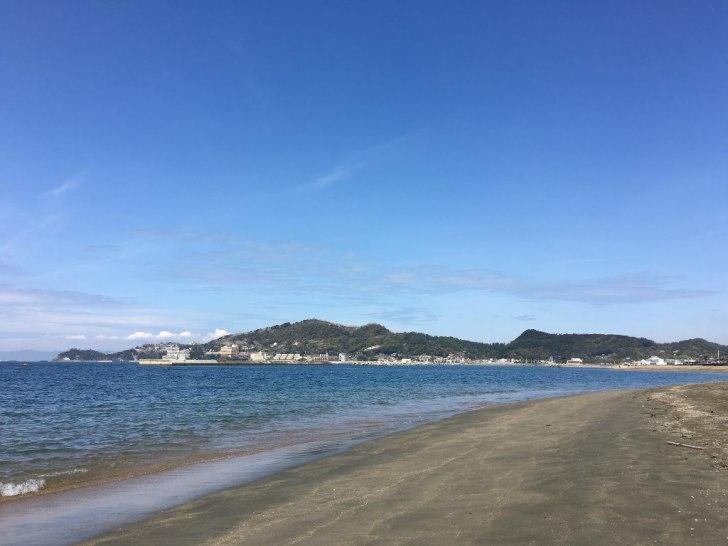 片男波海水浴場と和歌公園 (11)