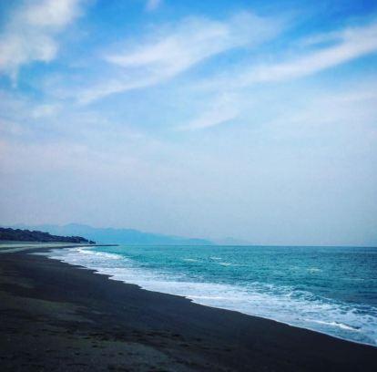 熊野灘ビュー