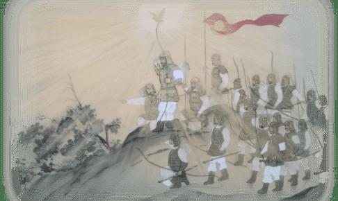 神武東征神話