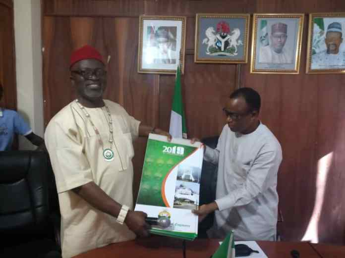Nigeria Hydrological Services Agency Nihsa Clement Nze Director