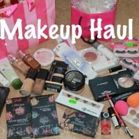 ❤ Huge Makeup Haul - M.A.C, Inglot, Urban Decay, Sleek, E.L.F
