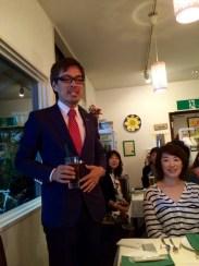 当協会の長谷川副会長