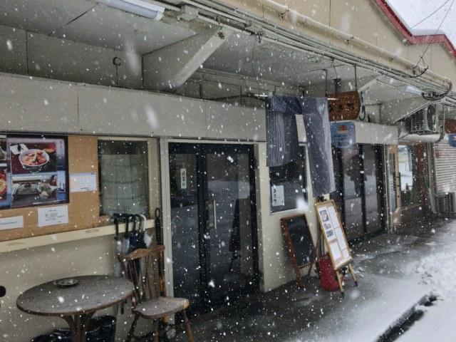 新潟市中央区の人情横町にある小千谷そばのあき乃に行ってきた
