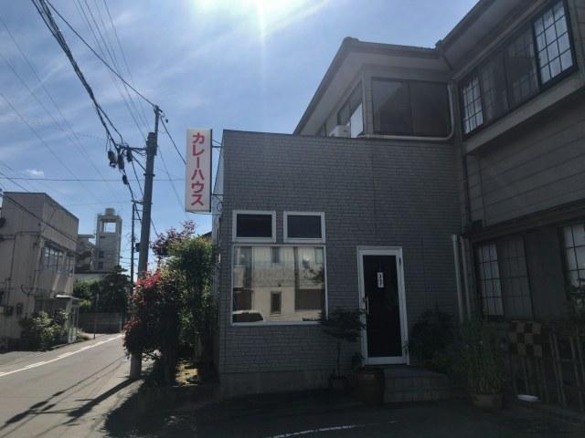 新潟市中央区神道寺にあるカレーハウスに行ってきた