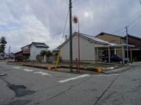 2019年2月12日:仮設の駐車場看板設置