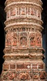 Ornamented pillar at Kantajew Temple