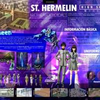 Infografía: St. Hermelin High School