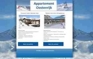 appartement-oostenrijk.com
