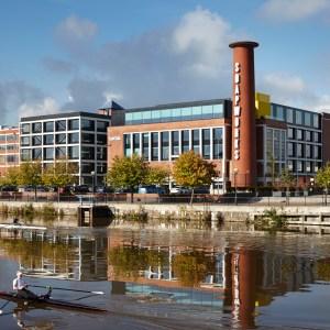 soapworks, salford quays, regeneration