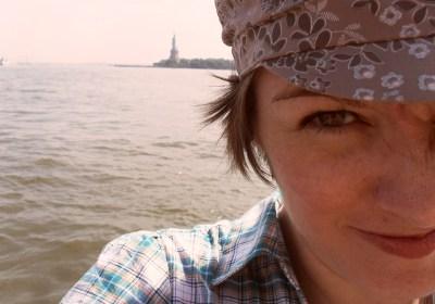 Ellis Island Rain