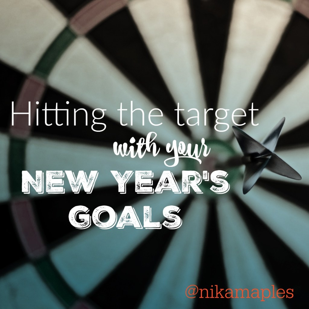 Hitting the Target with Your New Year's Goals