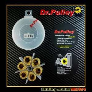 dr pulley sr1814 beat fi scoopy fi