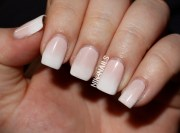 french tip nik nails