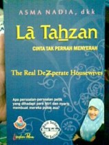 La Tahzan The Real Dezperate Housewives