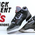 Restoring Jordan Black Cement 3 – Restorations with Vick