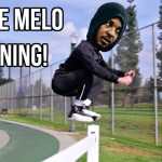 HOW TO TRAIN LIKE HOODIE MELO!