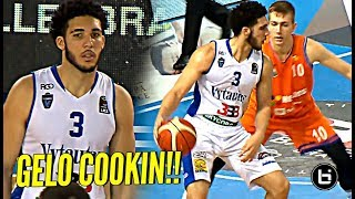 LiAngelo Ball COOKIN w ANOTHER 30 Piece Gelos a LEGIT PRO BBB Tournament Day 3 - LiAngelo Ball COOKIN' w/ ANOTHER 30 Piece!! Gelo's a LEGIT PRO! BBB Tournament Day 3