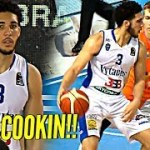 LiAngelo Ball COOKIN' w/ ANOTHER 30 Piece!! Gelo's a LEGIT PRO! BBB Tournament Day 3