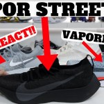 'Nike Vapor Street Flyknit' w/ REACT Review: Compared to Epic REACT & Zm VaporFly 4%