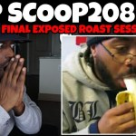 R.I.P SCOOP208 IS DEAD | His Youtube Career Is Over & He's Still Getting FAKE SHOES!!!