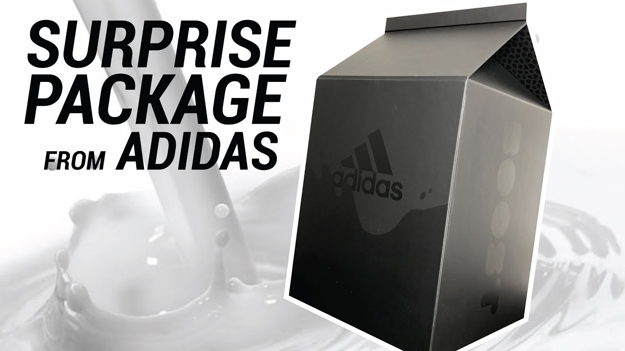 SURPRISE ULTRA BOOST PACKAGE FROM ADIDAS - SURPRISE ULTRA BOOST PACKAGE FROM ADIDAS!