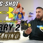 Scurry Curry Cleaning Under Armour Curry 2