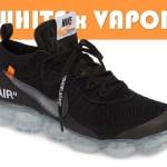 AIR JORDAN 1 6 RINGS UPDATE, OFF WHITE x NIKE VAPORMAX RELEASE INFO & MORE!!