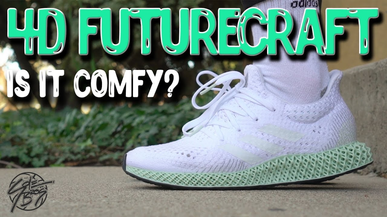 Adidas futurecraft 4d revisione!e 'comoda??