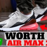 After 1 Month Wearing: NIKE AIR MAX 270 Worth Buying?