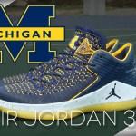 Air Jordan 32 Low 'Michigan'