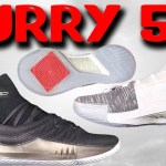 Detailed Pictures of the Under Armour Curry 5 Leak!