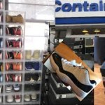 """JORDAN 11 """"IRIDESCENT"""" CONTAINER STORE VLOG AND JORDAN COLLECTION REMODEL STARTED. MORE SHADOW 1S?"""
