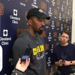 JR Smith addresses soup incident with assistant coach that led to suspension | ESPN