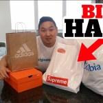 NEW HAUL! Adidas Employee Store, SUPREME, Nike, Columbia Employee Store!