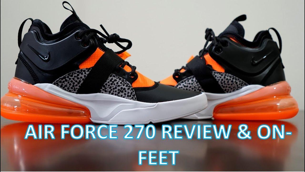 Nike Air Force 270 Safari - Nike Air Force 270 Safari